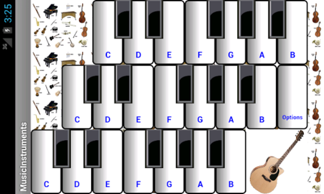Music Instruments screenshot 2