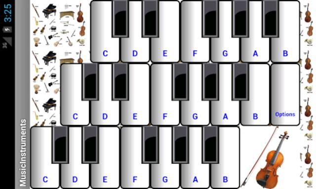Music Instruments screenshot 3