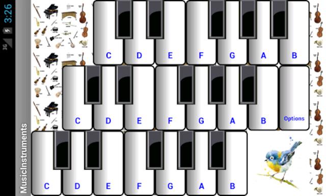 Music Instruments screenshot 4
