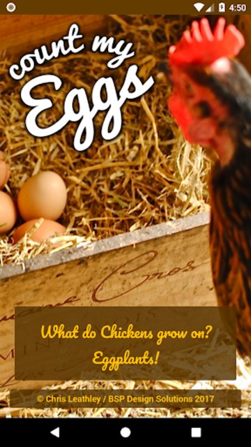 Count My Eggs screenshot 1