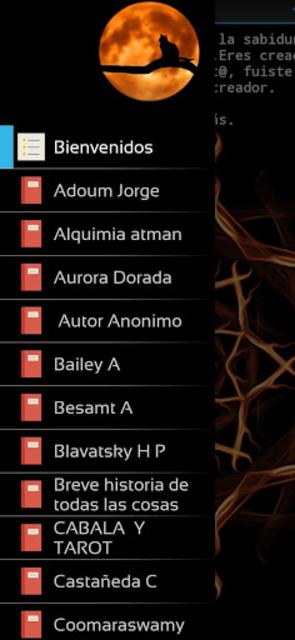 Libros de Ocultismo screenshot 1
