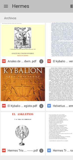 Libros de Ocultismo screenshot 4