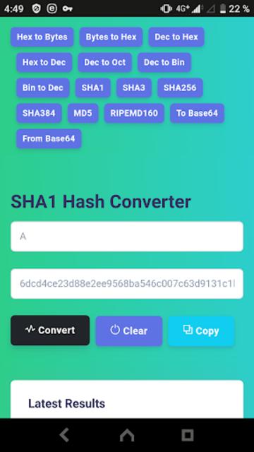HASHER screenshot 3