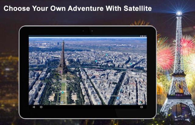 Live Earth Map 2019 - Satellite View, Street View screenshot 3