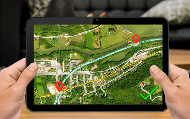 GPS Navigation & Direction - Find Route, Map Guide screenshot 3