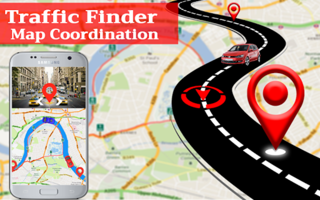 GPS Navigation & Direction - Find Route, Map Guide screenshot 4
