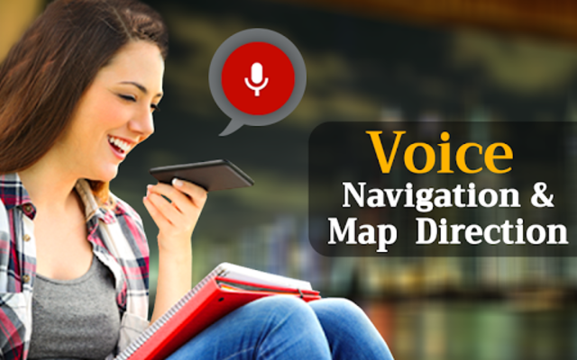 GPS Navigation & Direction - Find Route, Map Guide screenshot 5