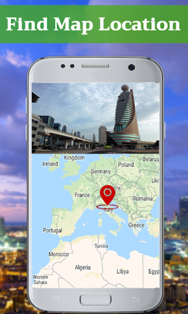 GPS Navigation & Direction - Find Route, Map Guide screenshot 6