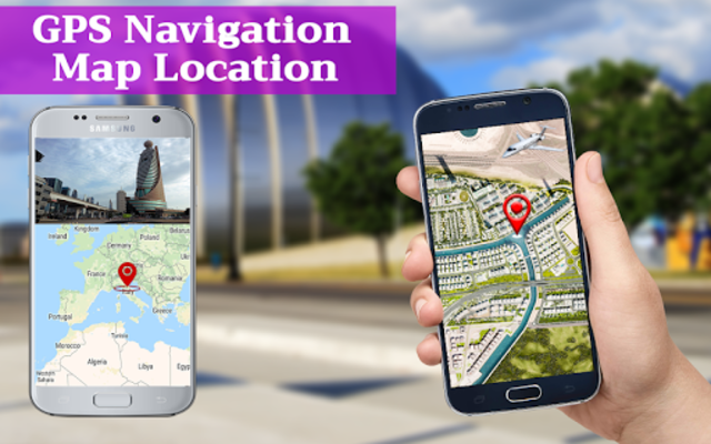 GPS Navigation & Direction - Find Route, Map Guide screenshot 10