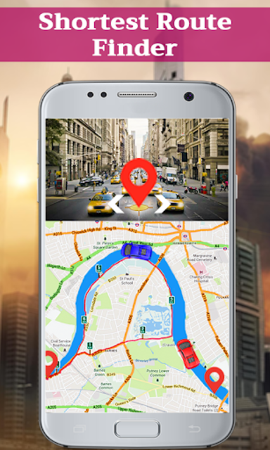 GPS Navigation & Direction - Find Route, Map Guide screenshot 22