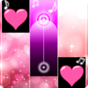 Icon for Lovely Heart Piano Tiles