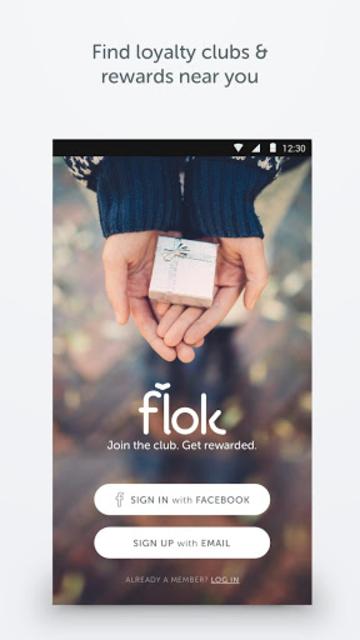 flok - Loyalty Cards App screenshot 1