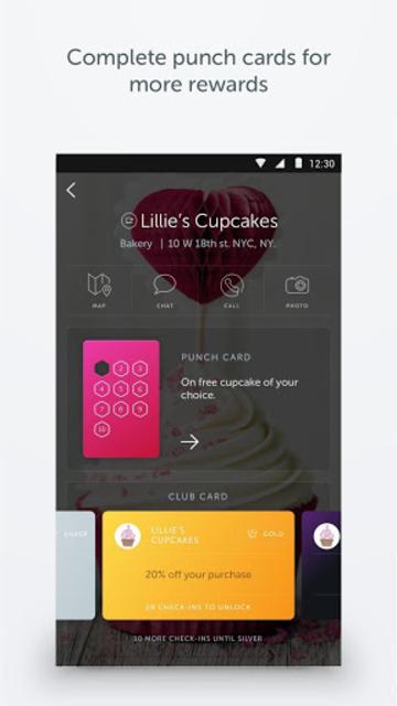 flok - Loyalty Cards App screenshot 3