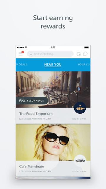 flok - Loyalty Cards App screenshot 2