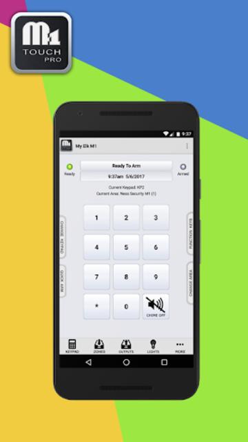 M1 Touch Pro screenshot 1