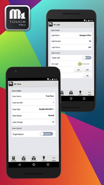 M1 Touch Pro screenshot 3