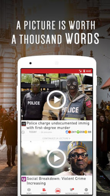 Nigeria Breaking News and Latest Local News App screenshot 3
