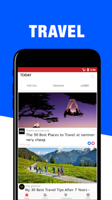 Shortcuts - All your favorite websites in one app screenshot 8