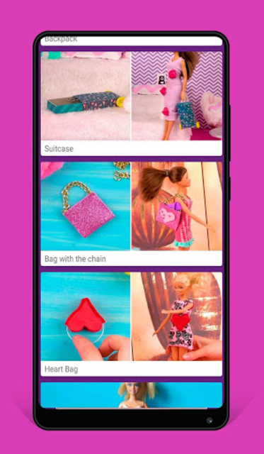 Make Doll Clothes Offline Easy Steps screenshot 3