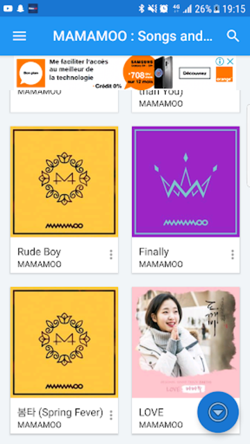 About: Mamamoo (마마무) all songs and lyrics (Google Play