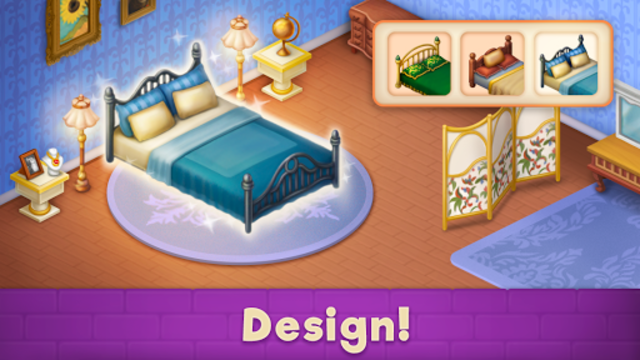 Mansion Blast screenshot 2