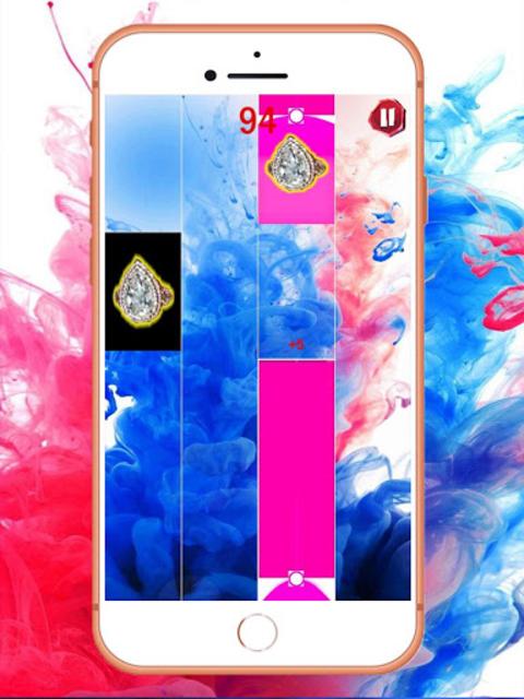 Best CARDI B Tap Tiles Piano screenshot 3