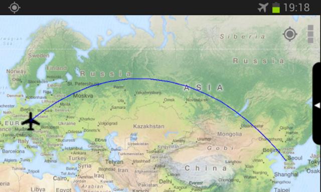 Flight Map screenshot 7