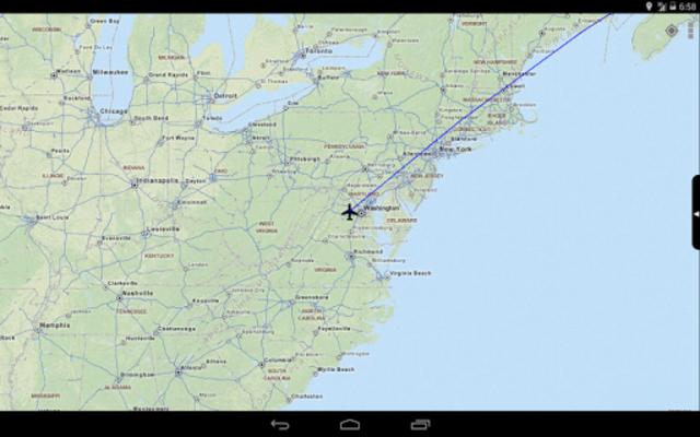 Flight Map screenshot 9