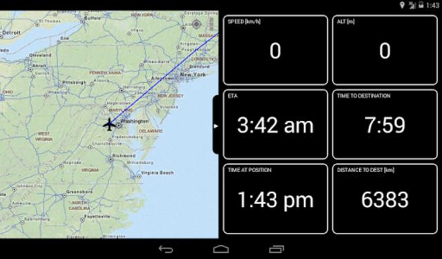 Flight Map screenshot 10