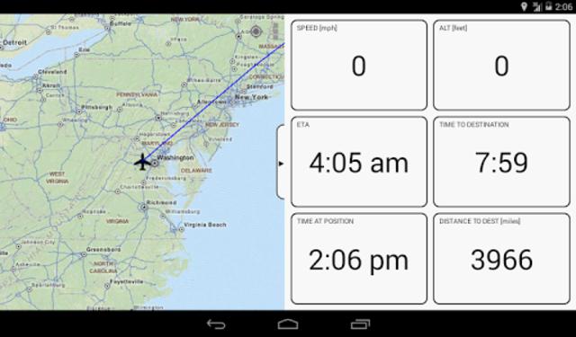 Flight Map screenshot 11