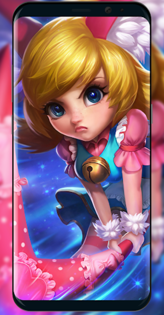 About Mobile Legends Heroes Wallpaper Google Play Version