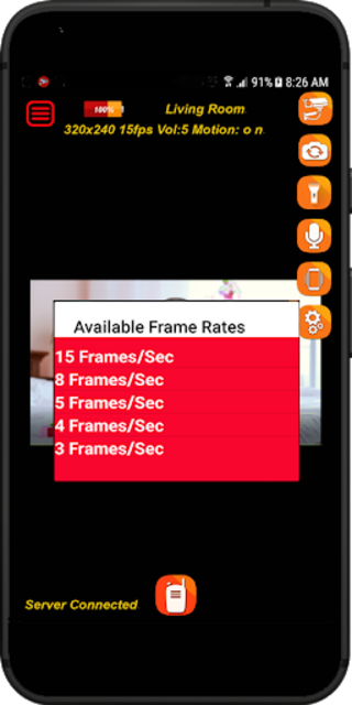 BePPa Home Security Camera screenshot 4
