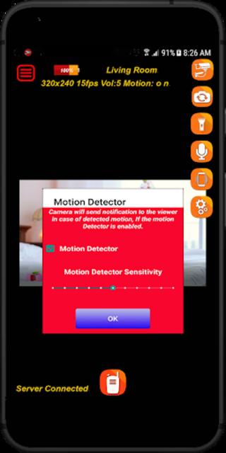 BePPa Home Security Camera screenshot 8