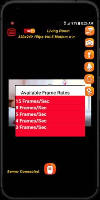 BePPa Home Security Camera screenshot 12