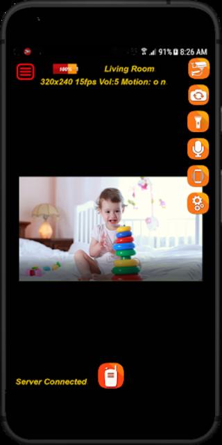 BePPa Home Security Camera screenshot 26