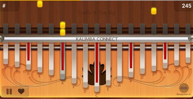 Kalimba Connect screenshot 2