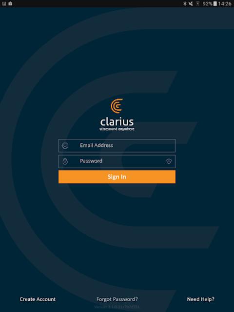 Clarius Ultrasound App screenshot 14