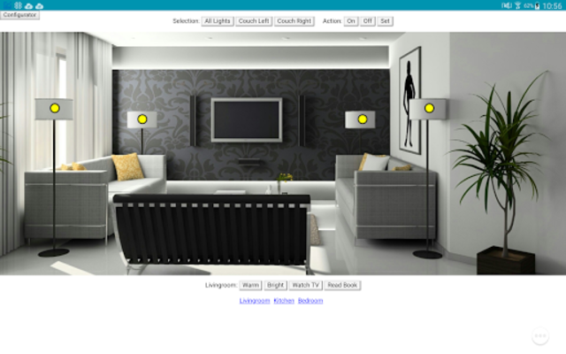 hueDashboardPro screenshot 6