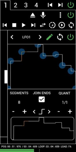 Grainstorm screenshot 5