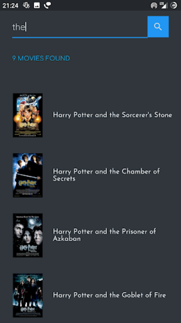 Movie Collection screenshot 3