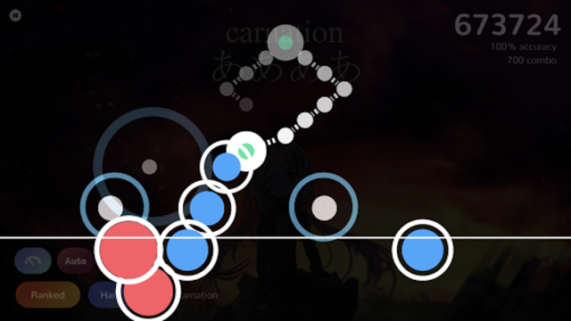 Cytoid: A Community Music Game screenshot 6