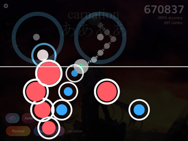 Cytoid: A Community Music Game screenshot 14