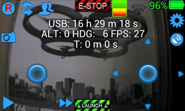 ARDrone Flight screenshot 3