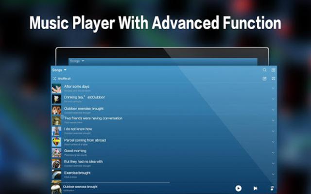 Music Plus - MP3 Player screenshot 12