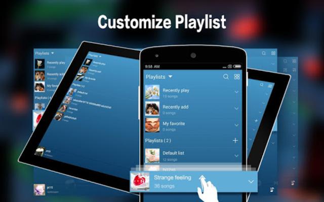 Music Plus - MP3 Player screenshot 13