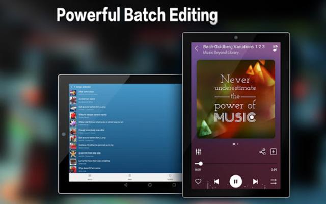 Music Plus - MP3 Player screenshot 15