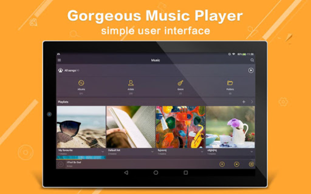 Music Player Plus screenshot 8