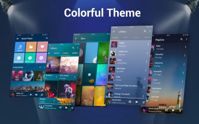 Music Player - Audio Player screenshot 21