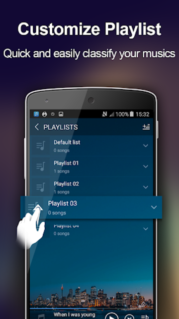 Music Player + screenshot 4
