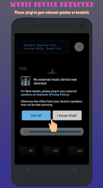 Speaker Booster Plus screenshot 5
